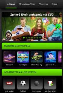 Mobilbet Web Version