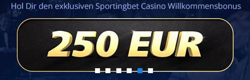 Sportingbet Casino Bonus