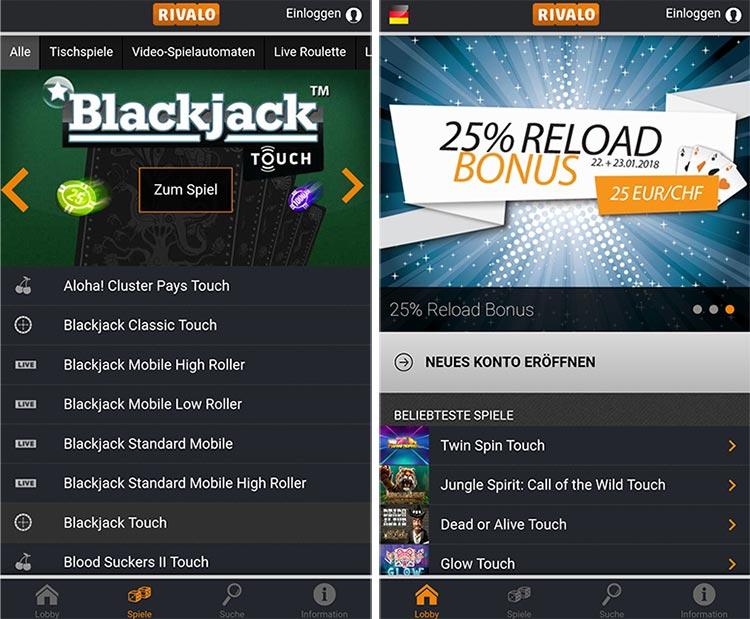 rivalo-casino-app