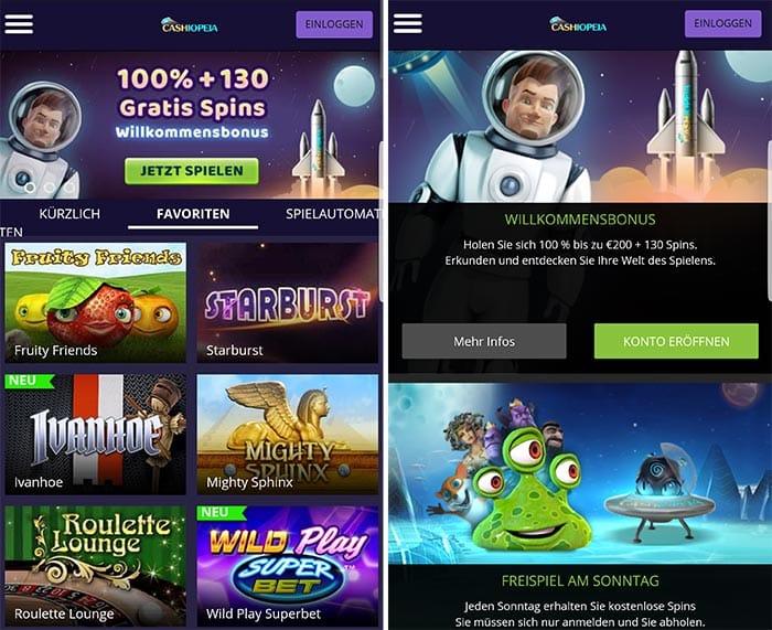 Cashiopeia-Casino-App