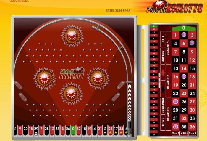 PinballRoulette