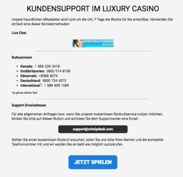 luxurycasino_support