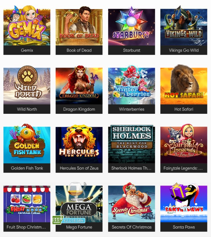 intercasino_games