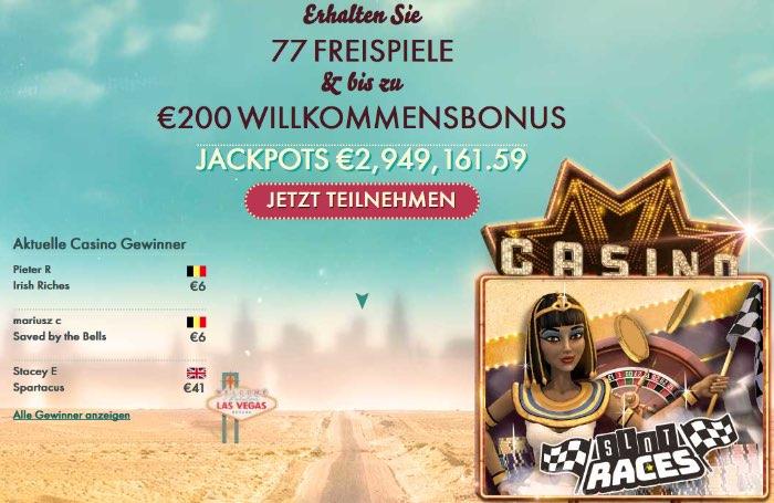 neue online casinos 2017 ohne einzahlung