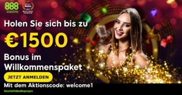 888casino Bonus
