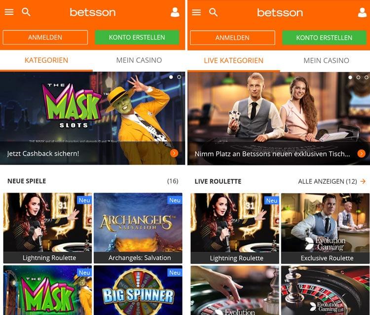 betsson-casino-app