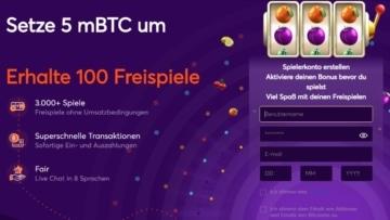 bitcasino Bonus Freispiele