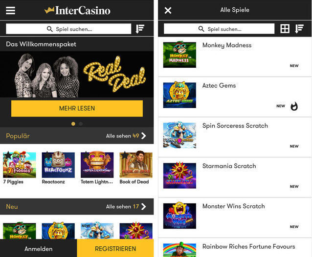 intercasino-app