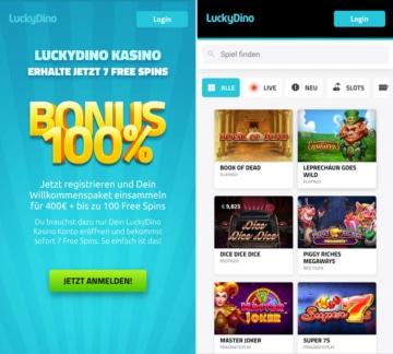 luckydino-casino-app