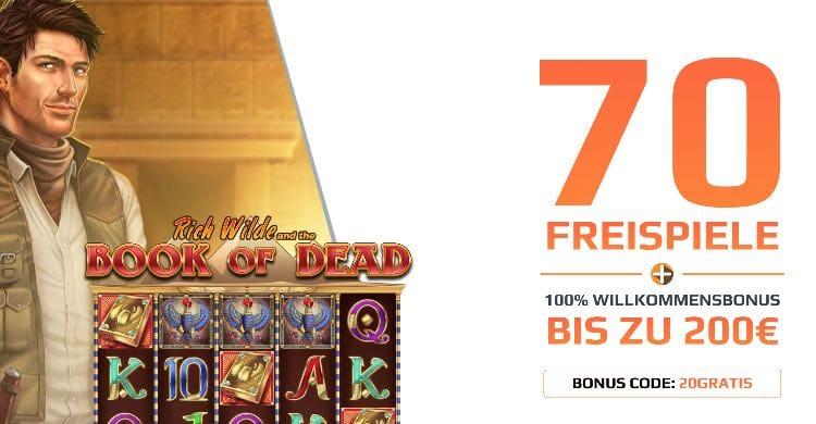 Netbet Casino Willkommensbonus