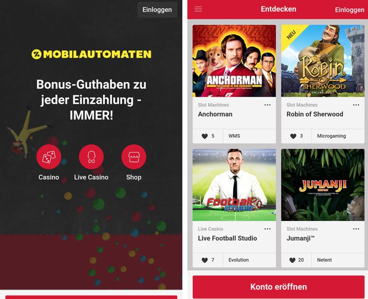 mobilautomaten-app