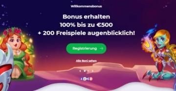 Alf Casino Bons für Neukunden