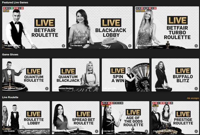 betfair-live-casino