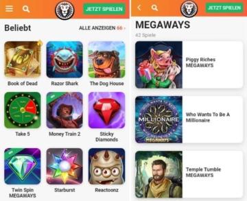 LeoVegas App technisch topp