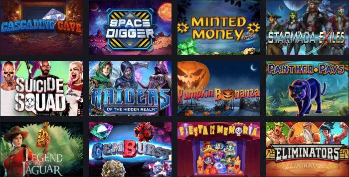 Betano Casino Spieleangebot mit Slots und Jackpots