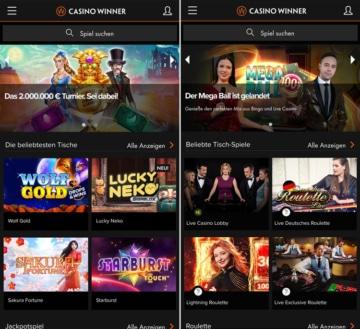 Casino Winner App