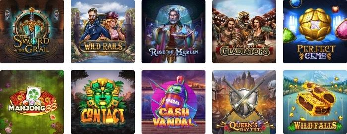 eaglebet_casino_spieleangebot