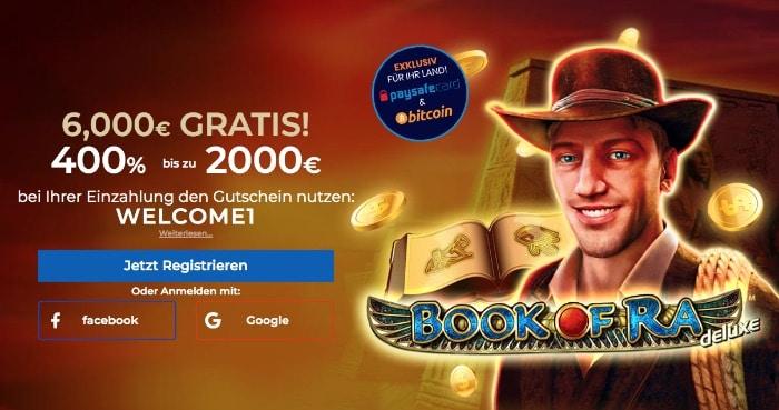 Slotsberlin Casino Bonus