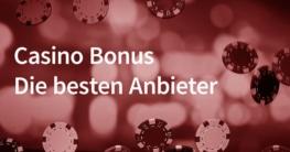 Casino Bonus Featured Image