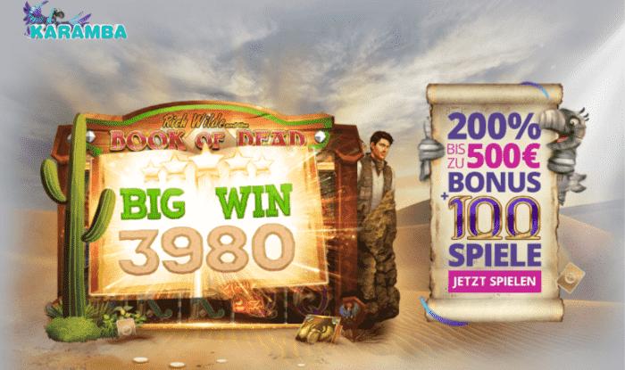 Karamba Casino Erfahrungen Bonus