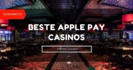 Beste Apple Pay Casinos