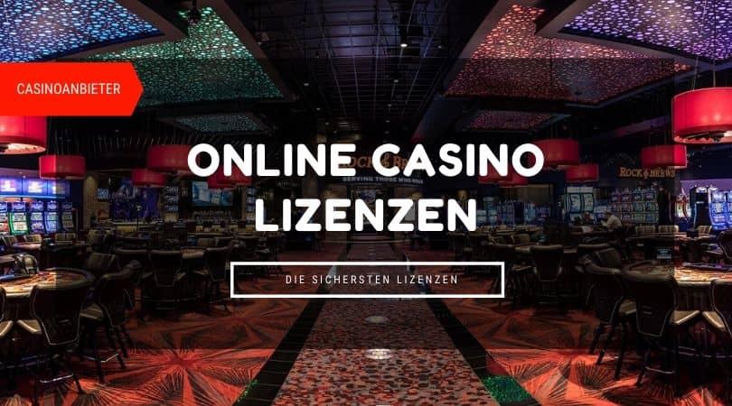 Online Casino Staatlich