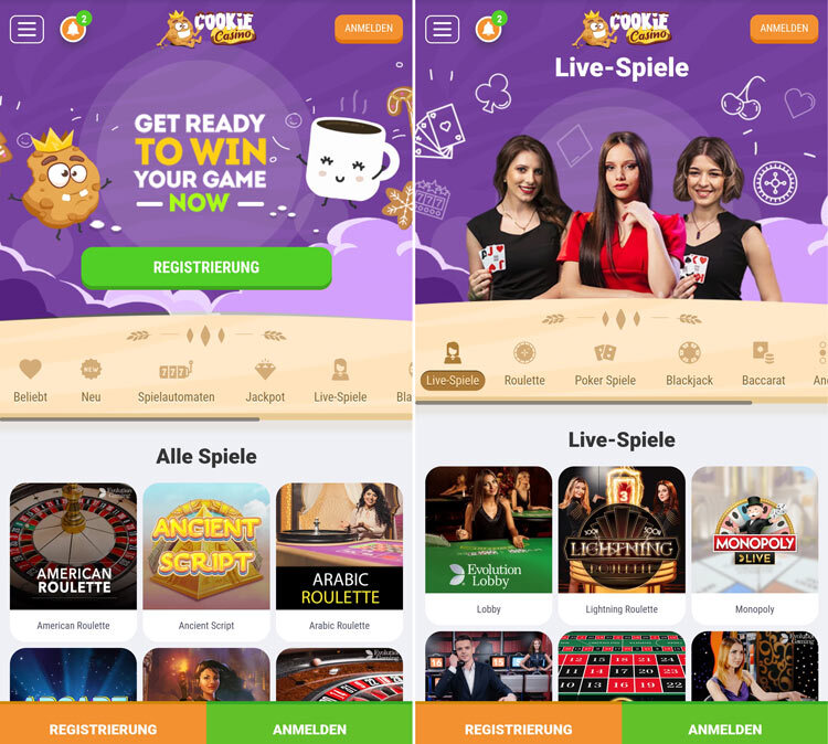 cookiecasino-app