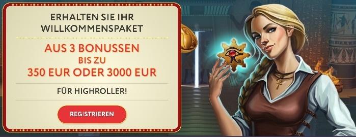 SlotWolf Casino Erfahrungen Bonus