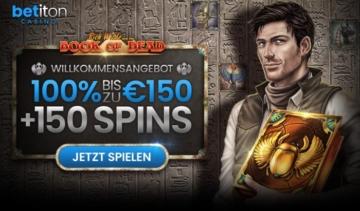 Betiton Casino Bonus