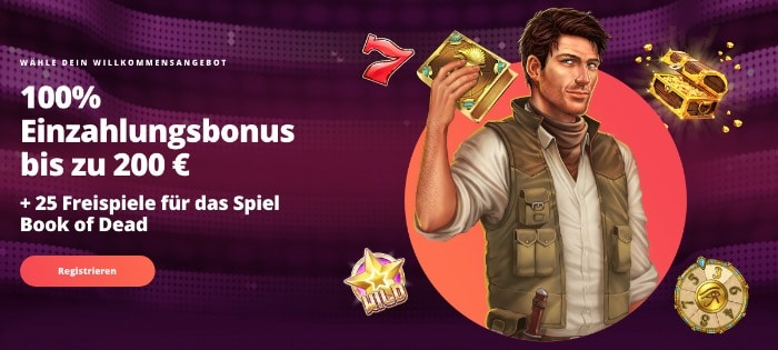 Megalotto Casino Bonus