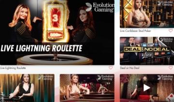 Turbovegas Casino Live Casino