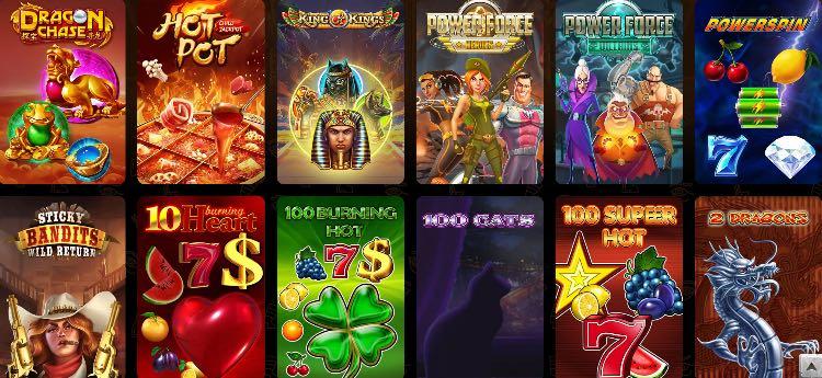 AmunRa Casino Jackpots