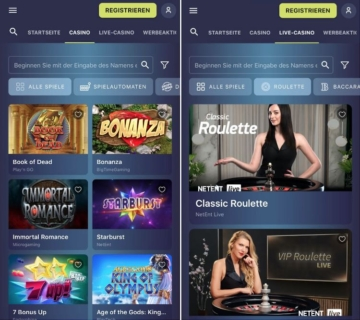 Casinoin Casino App