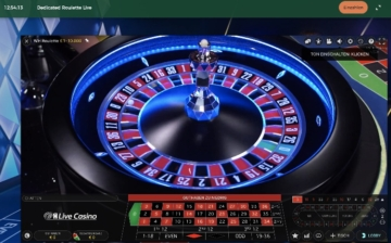 Mr Green Live Casino Roulette