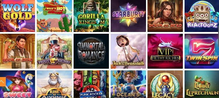 Playigo Casino Slots