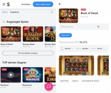 Slots.io App