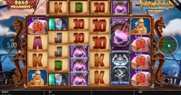 Vikings Unleashed Megaways Slot spielen