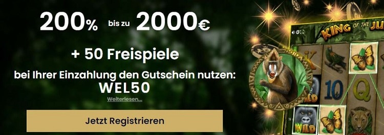 CasinoEmpire Bonus