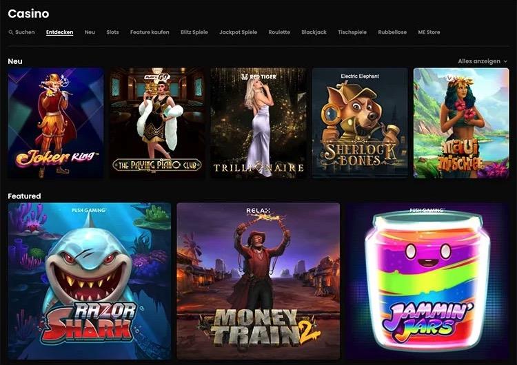 Spiele Casino.me
