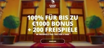 CasinoRoom Erfahrung Bonus