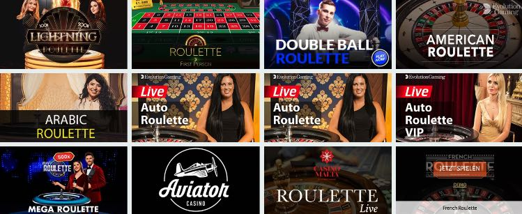 Cadabrus Casino Roulette