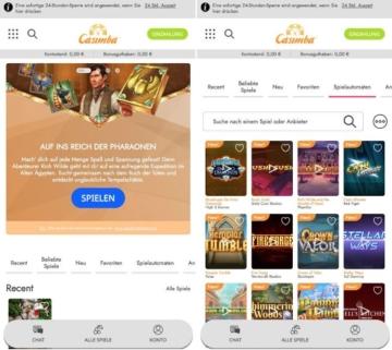 Casimba App