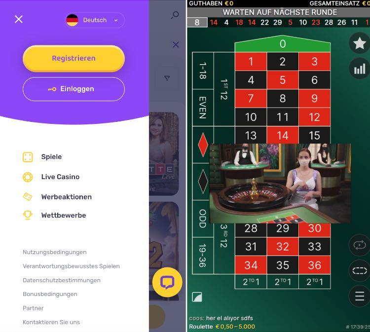 Emojino Casino App