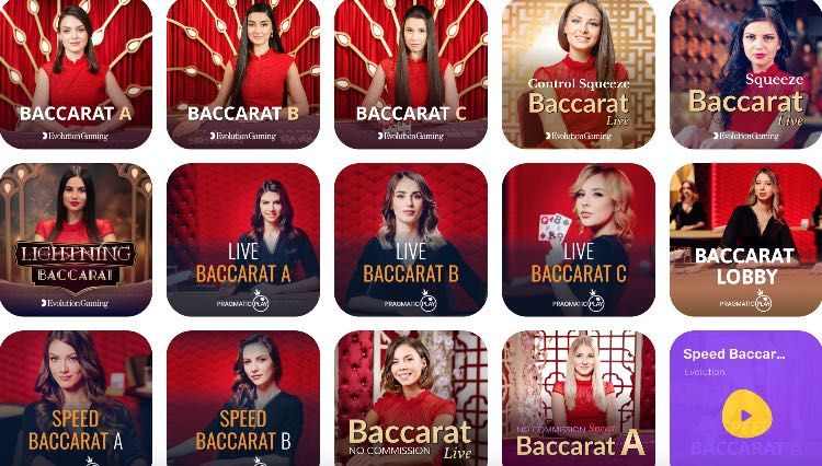 Emojino Casino Baccarat