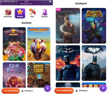 Cadabrus Casino App