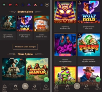 National Casino App