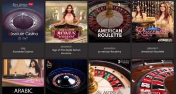 National Casino Live Roulette