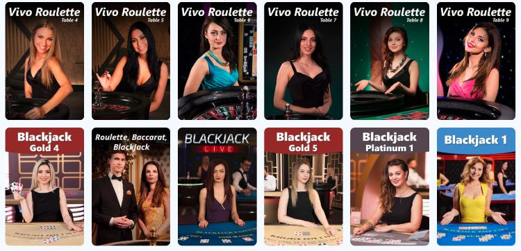 SlotsPalace Live Roulette