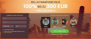 Gunsbet Casino Erfahrungen Bonus