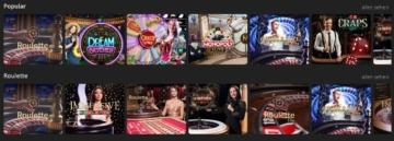 iBet Casino Live